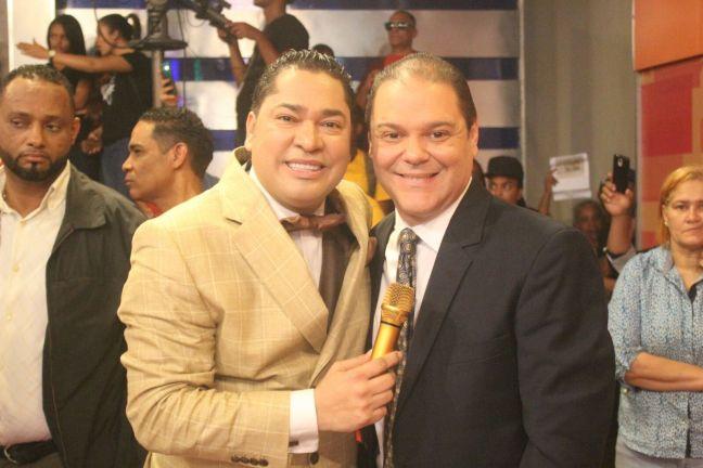 El Pachá y Kevin Cabral