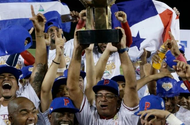 Panama Caribbean Series Baseball