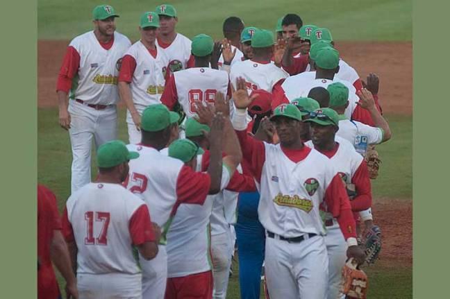 Beisbol-Caribe-Cuba