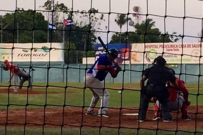 Beisbol-Cuba-Salvador