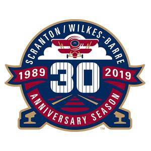 Logo Scranton Wilkes-Barre RailRider