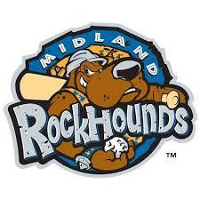Logo Rockhounds de Midland