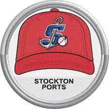 Stockton Ports, Logo.jpg