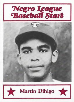 Dihigo, Martin - Cuban Stars