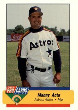 Acta MGR - Auburn Astros 1994