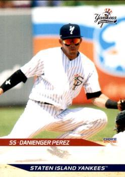 Danienger Pérez